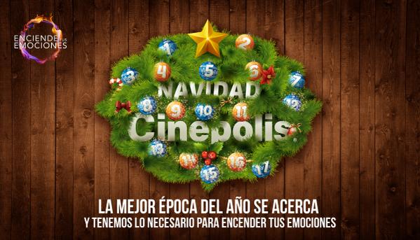 Navidad Cinépolis 2015