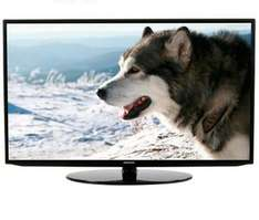 "Elektra: pantalla Samsung LED Smart TV 46"" $8,900"