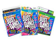 AMAZON MX: Just Dance 2016 WII U, XBOX ONE  PS3 a $455