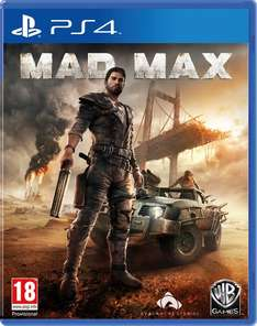 Amazon: Mad Max PS4