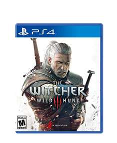 Amazon MX: The Witcher 3 $688 PS4  y Batman Arkham Knight $645