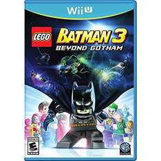Amazon: Lego Batman 3 Beyond Gotham - Wii U - Standard Edition