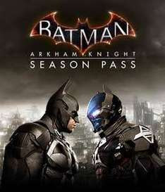 Amazon USA: Batman Arkham Knight Season Pass para Ps4 en $16.94 dólares