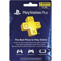 Black Friday Walmart USA online: Playstation Plus 3 Meses 10 dolares (código por email)