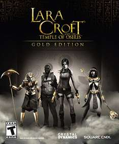 Lara Croft Templo de Osiris Coleccionables Gold Edition Amazon MX