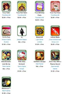Black Friday en iTunes: muchas Apps gratis *checar comentarios