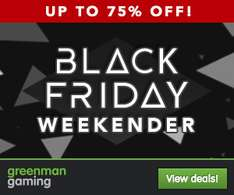 Ofertas completas de Black Friday en Green Man Gaming