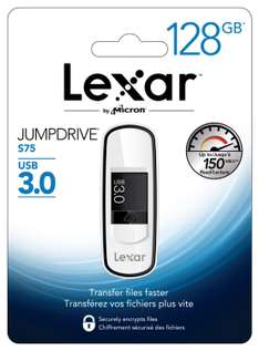 Amazon MX: LEXAR MEDIA Jump Drive USB 3.0 128 GB