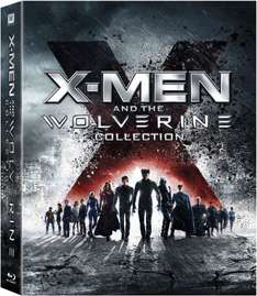 Amazon: X-Men & Wolverine Collection [Blu-ray][Importado]