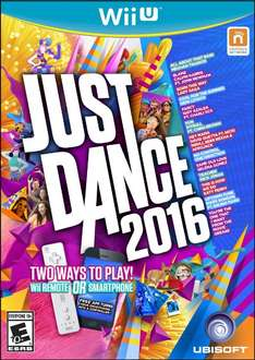 Black Friday en Amazon: Just Dance 2016 para Wii U a $269