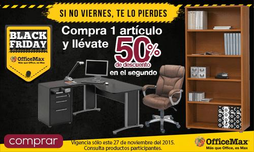 Black Friday en OfficeMax: bocinas de regalo con compra mínima y más