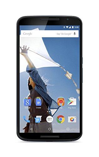 Amazon : Nexus 6 LTE 32 GB 200 USD más envío  y/o impuestos a México
