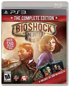 Amazon Black Friday: Bioshock Infinite: The Complete Edition - PS3  $167.22 (más envió)
