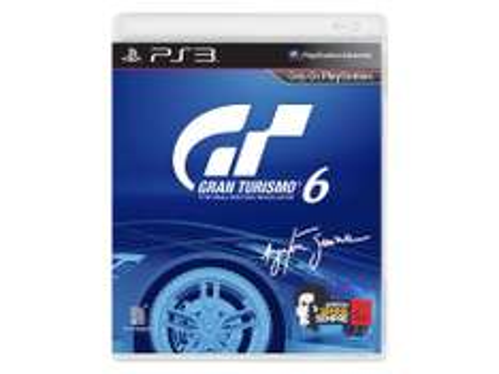 Liverpool: Gran Turismo 6 ps3