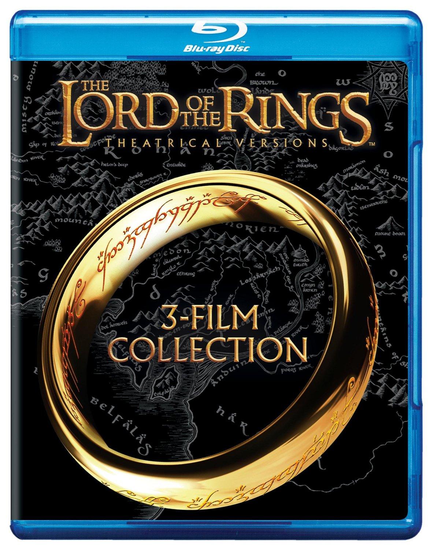 Amazon Mx: Trilogía del Señor de los Anillos Blu-ray