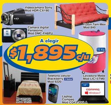 Folleto Chedraui del 23 de agosto al 5 de septiembre (laptop Compaq $1,895)