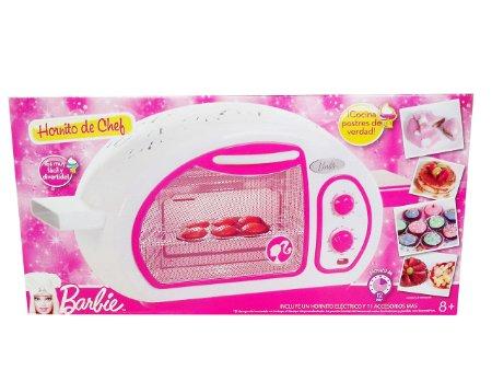 Amazon Black Friday: hornito de chef Barbie $249 (regular $1,158)