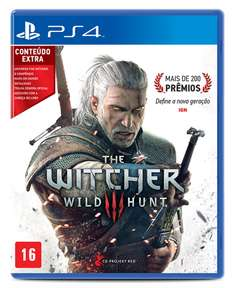 Black Friday en Amazon: The Witcher 3: Wild Hunt para PS4 a $417