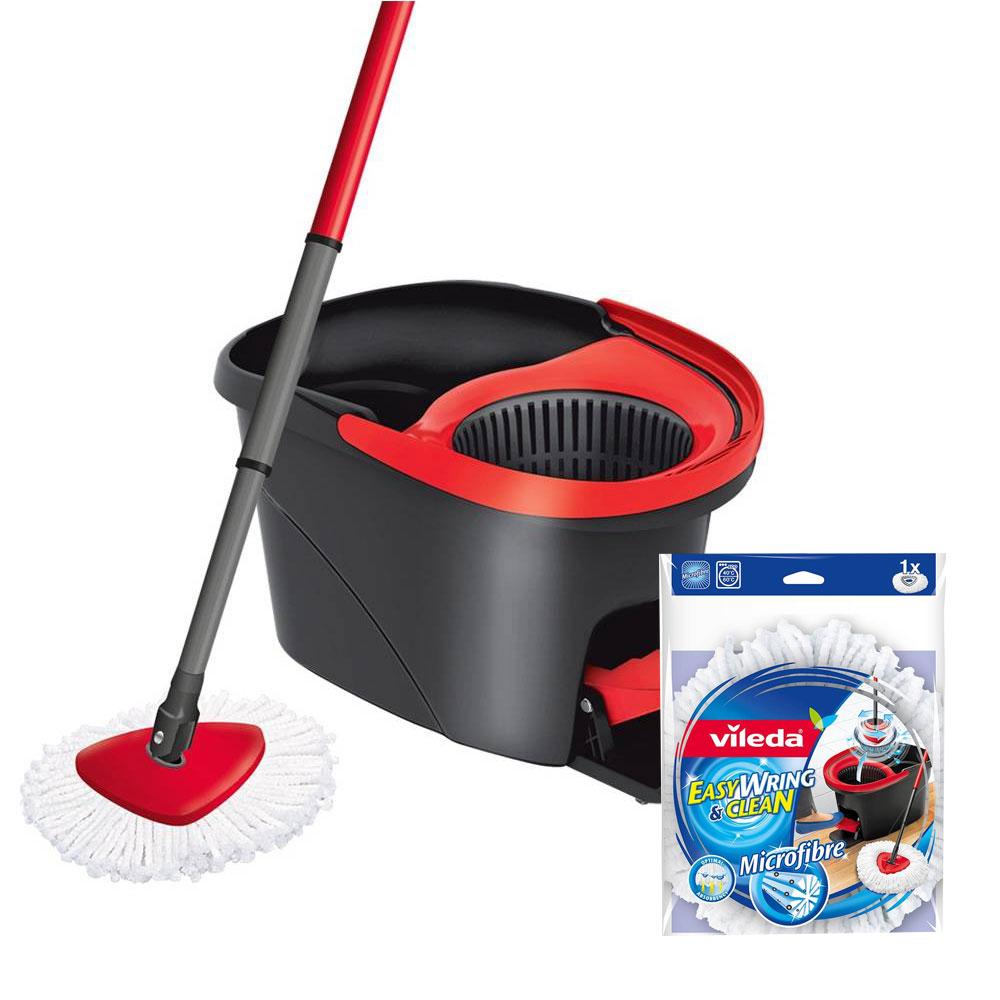 WALMART Sistema de Limpieza VILEDA Easy Wring and Clean
