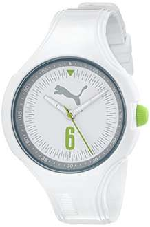 Amazon: Reloj Puma Women Blanco