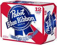 City Club: Cerveza Pabst Blue Ribbon