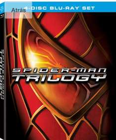 Amazon: Colección Spiderman en Blu-Ray