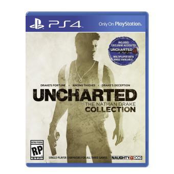 LINIO: UNCHARTED: The Nathan Drake Collection PS4 $699 envío gratis con Plus