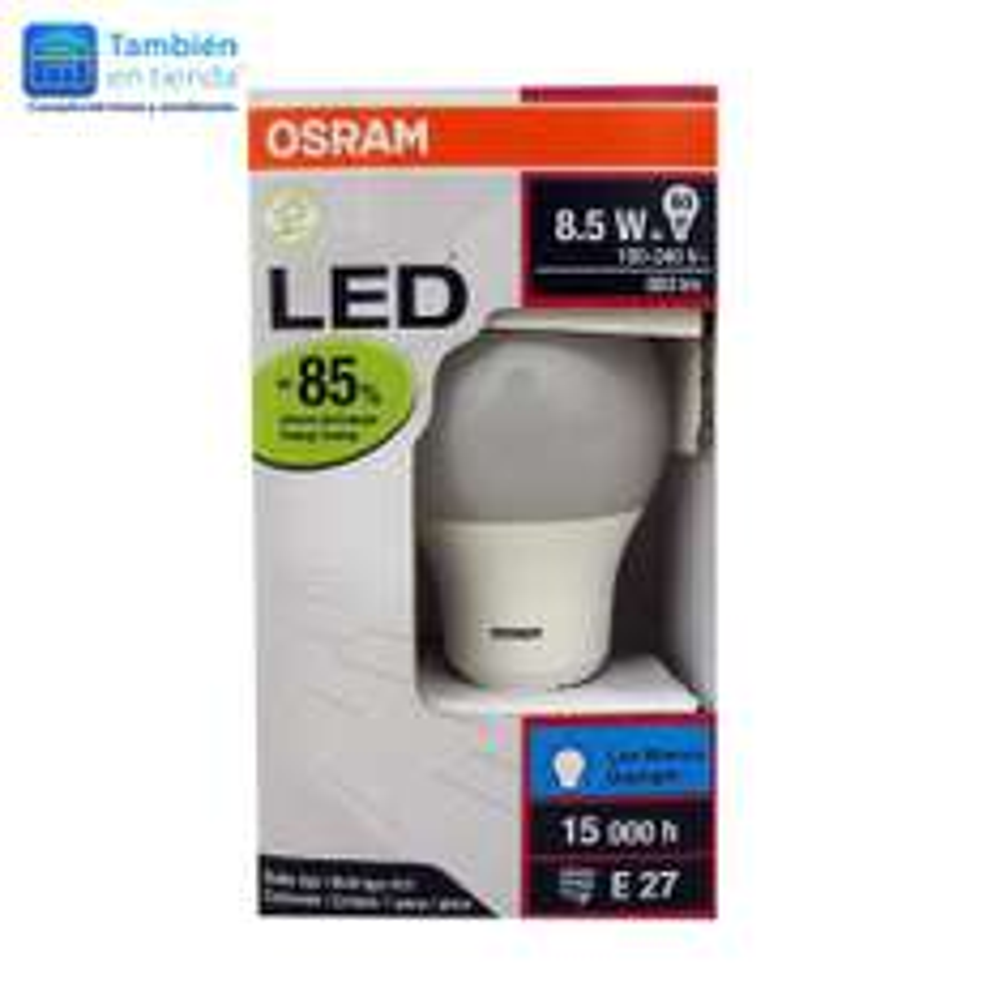 WALMART En linea Foco Led Osram 8.5w