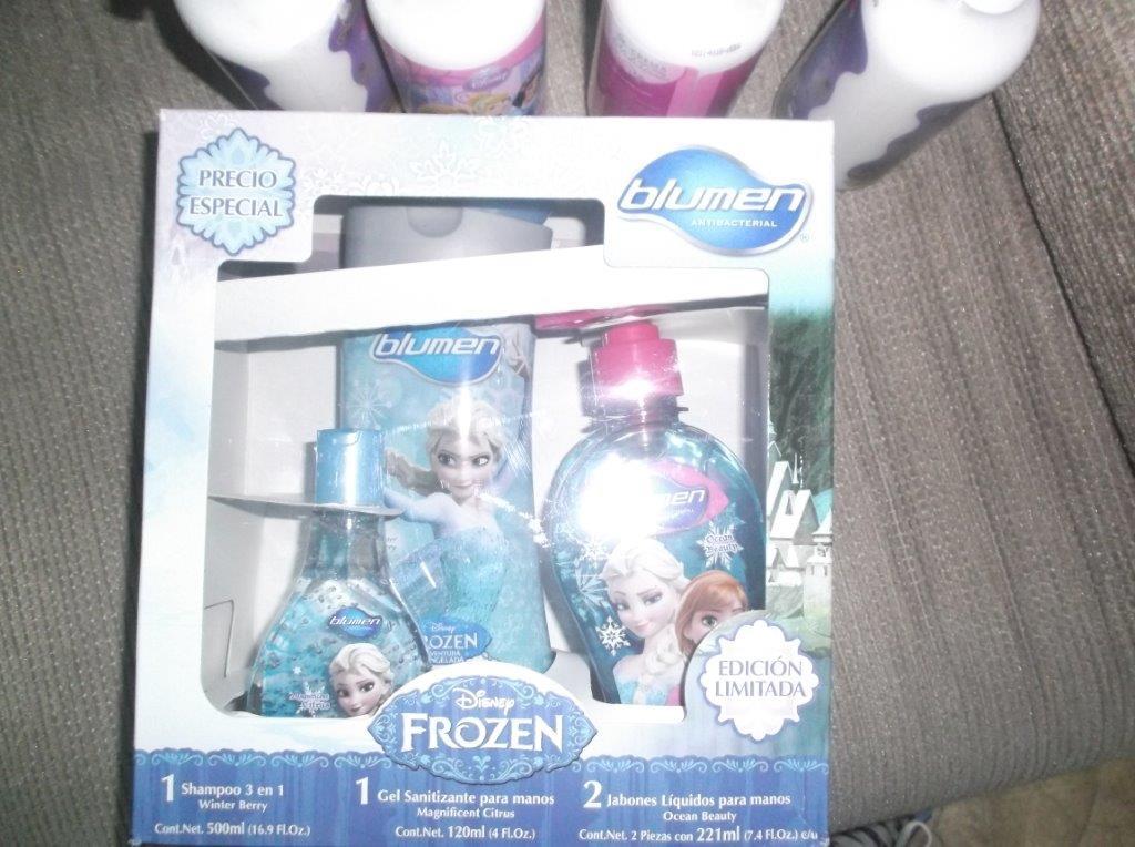 Walmart Periferico (Cuautitlan): Estuche frozen 30.00, crema corporal 11.02 y más...