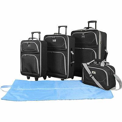 Ebay: Maletas de viaje. Set de 5 piezas