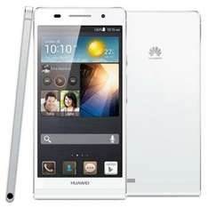 "Linio. Huawei Ascend P6S 16GB Reacondicionado, 4.7"" Quad Core a 1,6 Ghz, RAM: 2GB, Dual SIM"