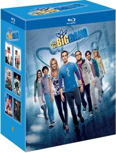 Best Buy- La teoría del Big Bang T1-6 BluRay Español e Inglés y MAS series en OFerta