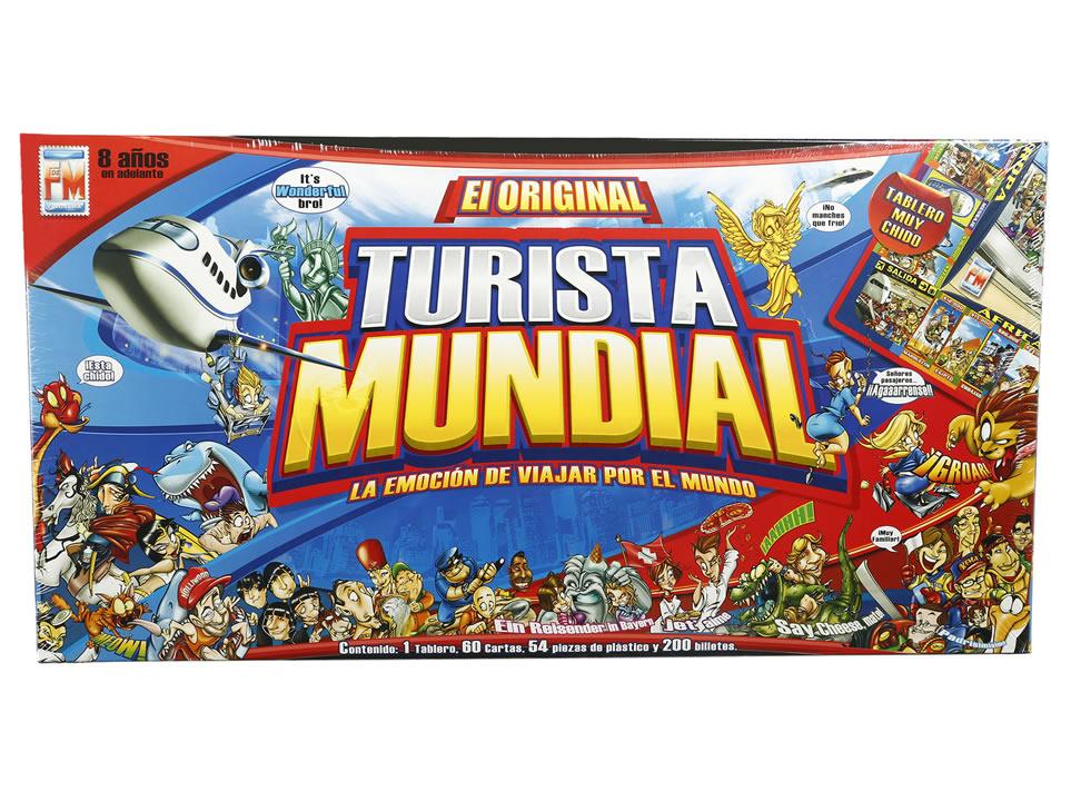 Liverpool en Linea: TURISTA MUNDIAL FOTORAMA $74