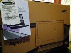 Bodega Aurrerá Coatzacoalcos: All in One Acer Aspire Z modelo az1-601-mo21