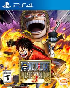 AMAZON MÉXICO: One Piece: Pirate Warriors 3 $336
