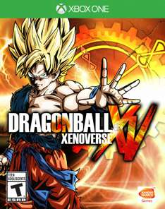 Amazon: Dragon Ball Xenoverse - Xbox One $336 pesos PS4 20 dólares