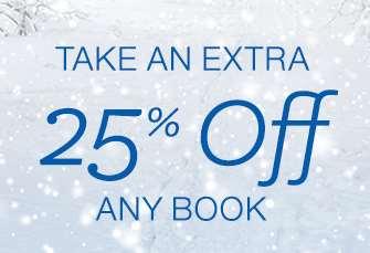 Amazon USA: 25% de descuento en 1 libro
