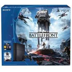 EBAY: PLAYSTATION 4 BATTLEFRONT BUNDLE 500GB