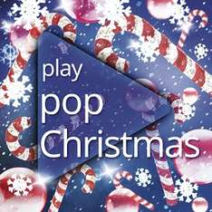 "Disco Navideño ""Play: Pop Christmas"", GRATIS en Google Play Music."