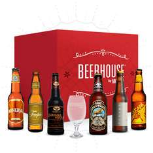 Beerhouse, Beerkpack Cerveza artesanal Mexicana