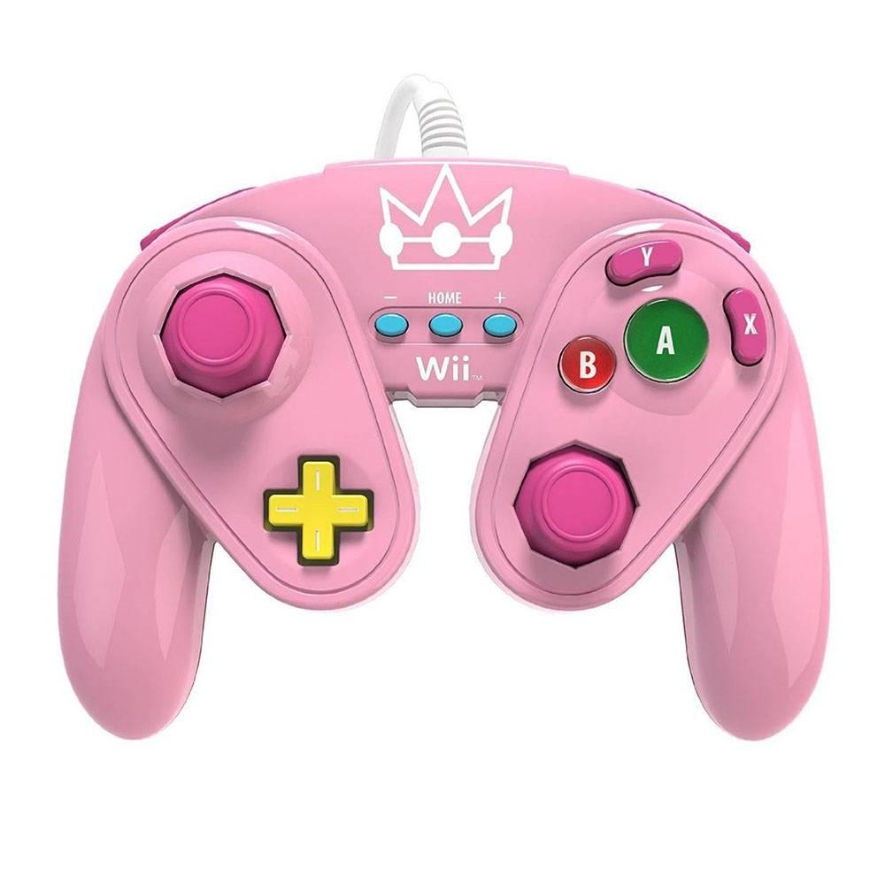 Control Wii U Peach Sam's Club Michoacan y Morelos $199