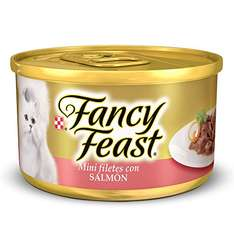 Amazon MX - Paquete de 24 latas Fancy Feast a $17 + $99 de Envío