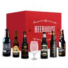 Beerhouse, beerpack Dark Christmas
