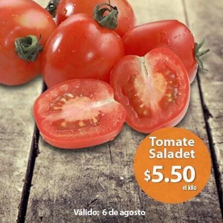 Miércoles de Chedraui agosto 6 y 7: melón y tomate verde $5.90 y más
