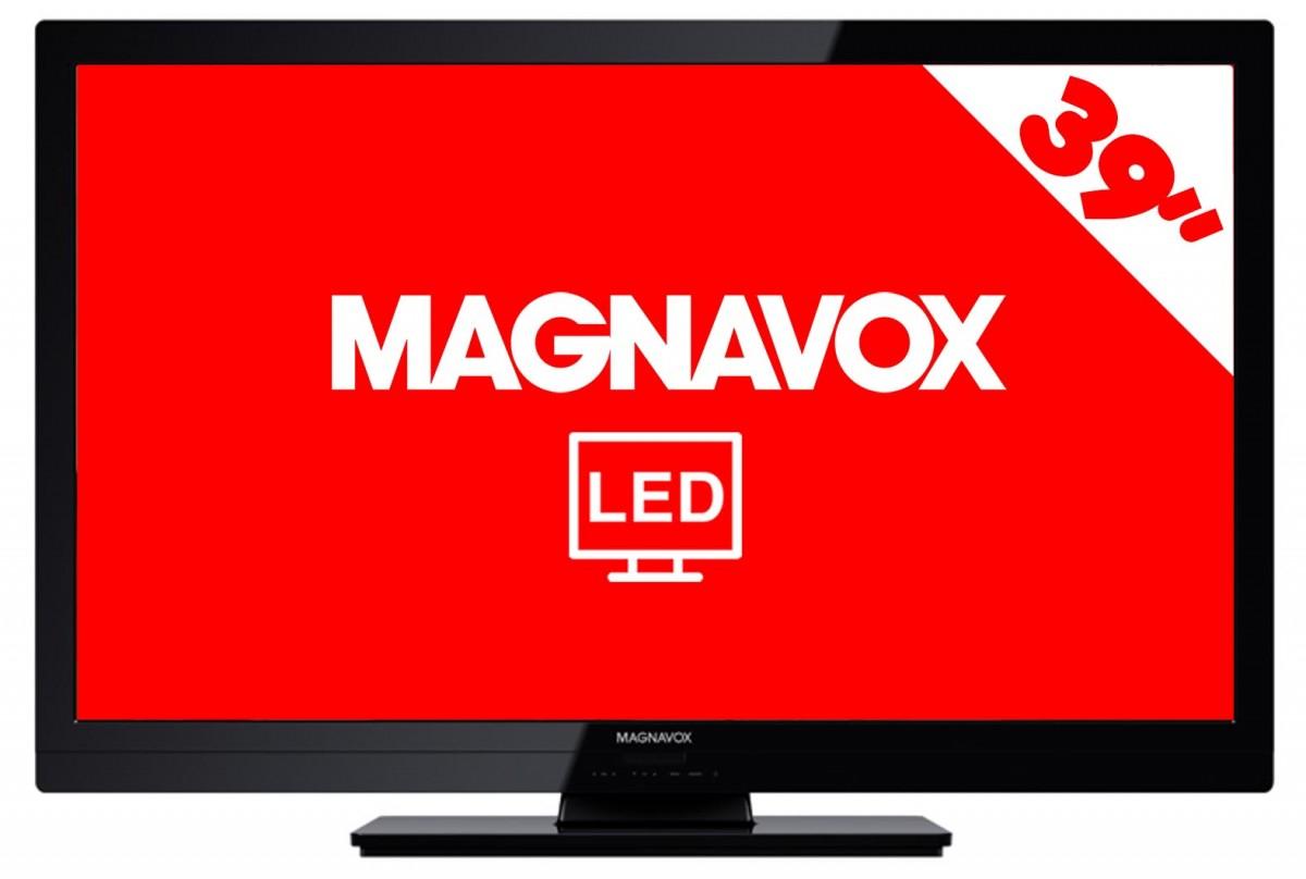 """HEB: pantalla LED Magnavox 39"""""""