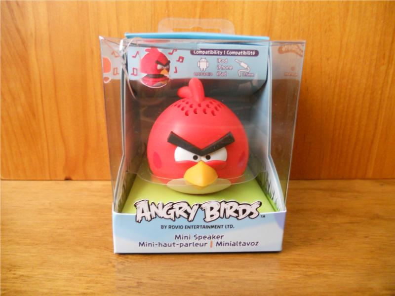 Más ofertas de NETSHOES Bocina Angry Birds y NBA
