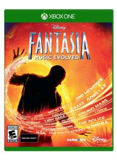 Amazon: Disney Fantasia: Music Evolved - Xbox One