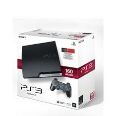 PS3 SLIM SYSTEM 160 GB GAME PLANET ¡SOLO ESTADO DE MEXICO!