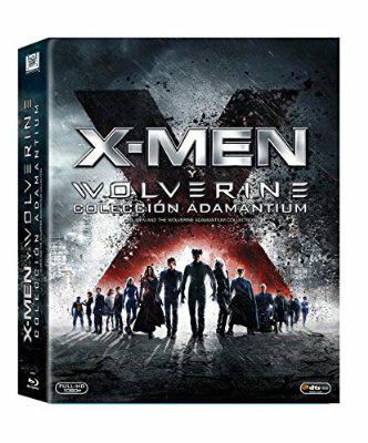 Amazon: X Men coleccion 7 blurays $499 y tetralogía Ice Age $299