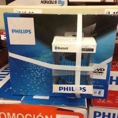 Home Depot: Blu-ray y bocina Philips $999 (CUAUTLA)